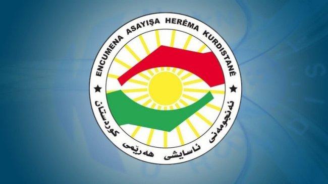 Kürdistan Güvenlik Konseyi'nden PKK suçlamalarına ilişkin açıklama