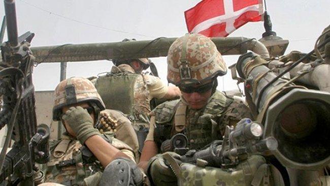 ABD, Danimarka'dan Rojava'da DSG'yi eğitmesini istedi