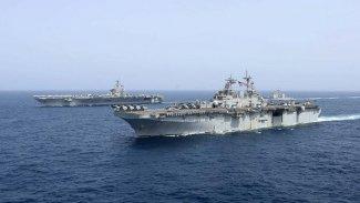 ABD'den İran'a karşı uluslararası deniz koalisyonu