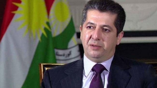 ABD'den Mesrur Barzani'ye kutlama