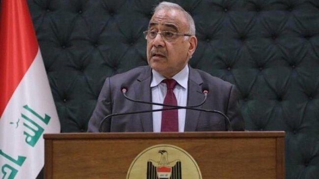 Abdulmehdi'den Kerkük petrolü açıklaması