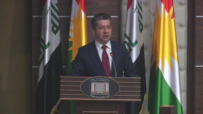 Başbakan Mesrur Barzani: Kürdistan'ın her karış toprağında hizmetlerimiz olacak