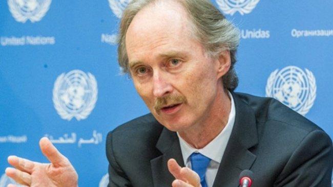 BM Suriye Özel Temsilcisi: Anayasa Komitesi için anlaşmaya yakınız