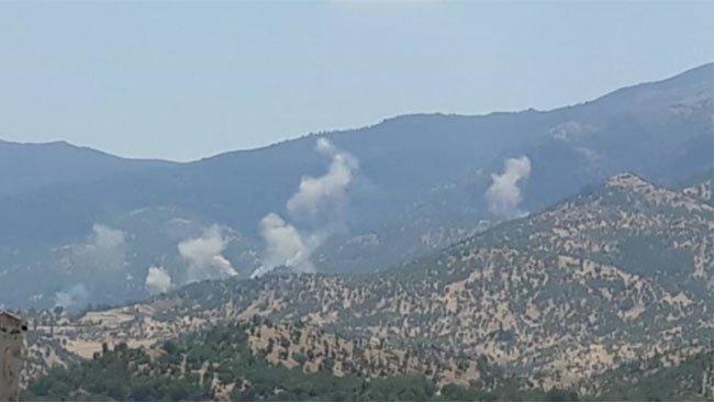 İran, Güney Kürdistan sınırını bombaladı: Ölü ve yaralılar var