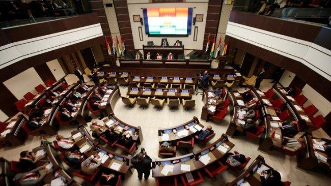Parlamento Mesrur Barzani Başkanlığı'nda güvenoyu vermek için toplanıyor