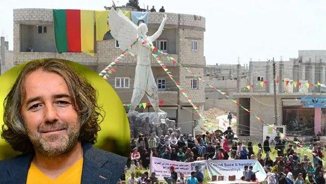 Gazeteci Taştekin: Rojava'nın savaşı bitmedi