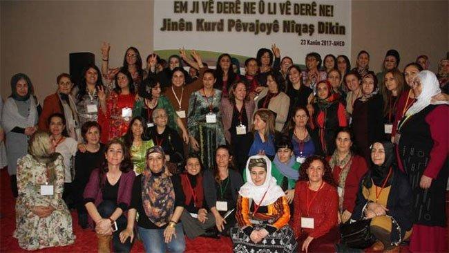 Birleşik Kürt Kadın Platformu: Kürtler arası diyalog gerek