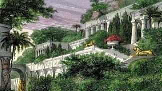 Med Prensesinin, Babil Asma Bahçeleri Dünya Miras Listesi'nde