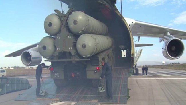 S-400'lerin Türkiye'ye teslim süreci başladı