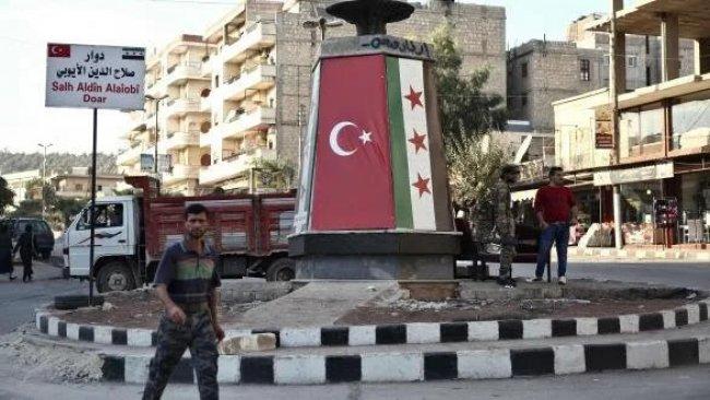 Suriye'den Türkiye'ye Afrin suçlaması