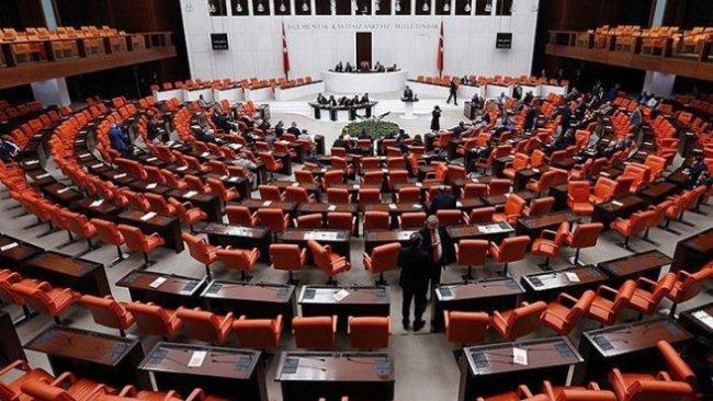 TBMM'ye 4'ü HDP'li 7 fezleke daha gönderildi..
