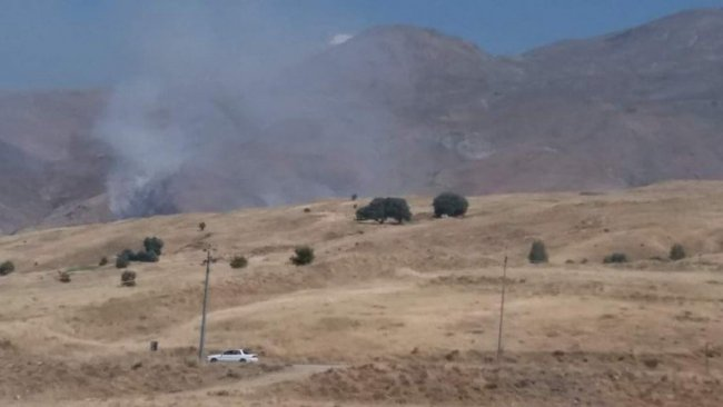 Bombardımanlar nedeniyle Kürdistan'ın sınır köyleri boşalıyor