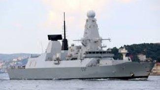 İngiltere Körfez'e ikinci savaş gemisini gönderiyor