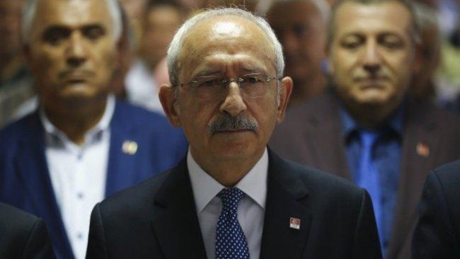 Kılıçdaroğlu'ndan Dengir Mir Mehmet Fırat'ın ailesine taziye ziyareti