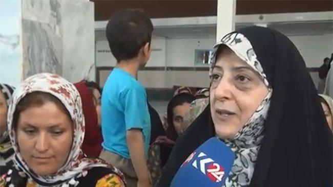 İran: Kürdistan'da kadınlar için projelerimiz mevcut