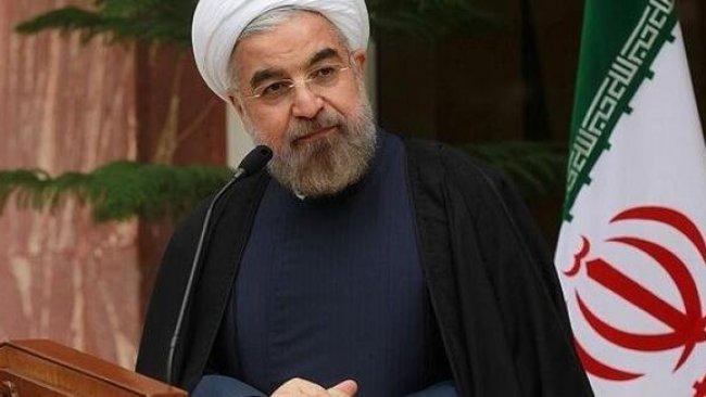 Ruhani: Yaptırımlara rağmen borcumuzu azalttık