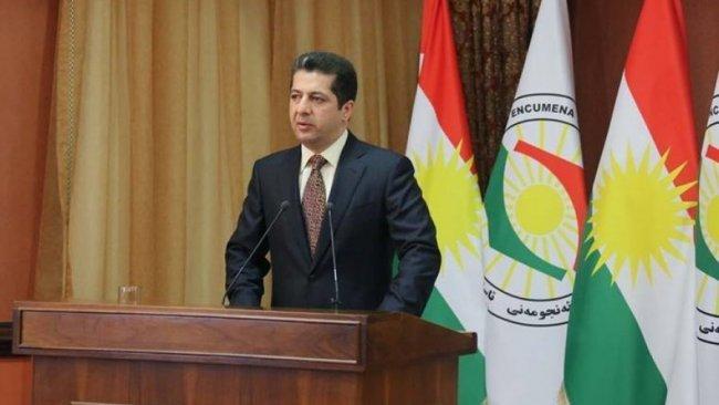 Başbakan Mesrur Barzani liderliğinde ilk kabine toplantısı gerçekleşti