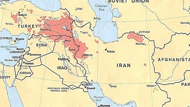 Ortadoğu'da Devletlerin Kurulması