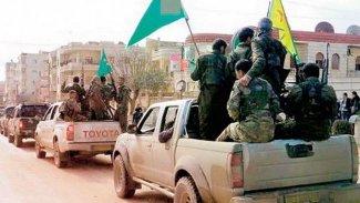 Rojava'da savaş hazırlıkları...YPG askeri birlikleri sınıra doğru ilerliyor!