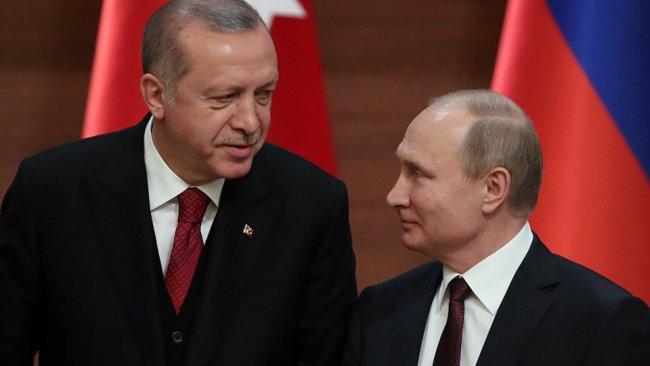 Wall Street Journal: Erdoğan, NATO yerine Putin'i tercih etti