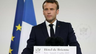 Macron'dan ABD-İran krizinde arabuluculuk girişimi