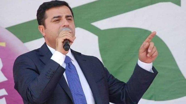 Demirtaş, 'Başkan Apo'nun heykelini dikeceğiz' sözüne açıklık getirdi