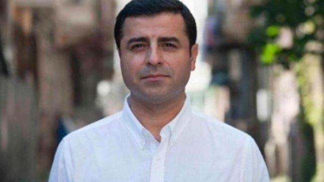 Demirtaş: Ben Kürdüm ve vatanım Kürdistan'dır