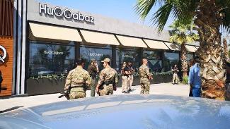 Erbil'de silahlı saldırı: Ölü ve yaralılar var