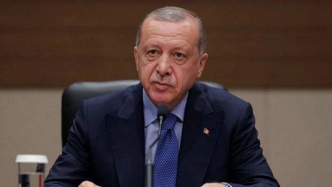 Erdoğan'dan Erbil'deki saldırı hakkında açıklama