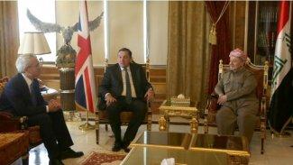 İngiliz Büyükelçi: Kürdistan Bölgesi'ndeki gelişmeler umut verici