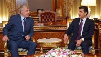 Kürdistan Bölgesi ve Rusya arasında ikili ilişkileri geliştirme vurgusu