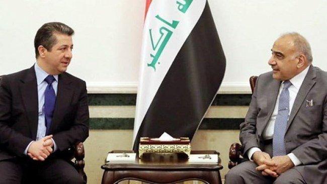 Erbil ve Bağdat anlaştı...140'ncı maddenin uygulanması için harekete geçiliyor