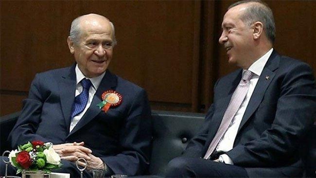 Erdoğan'ın hırsı Bahçeli'nin tuzağı