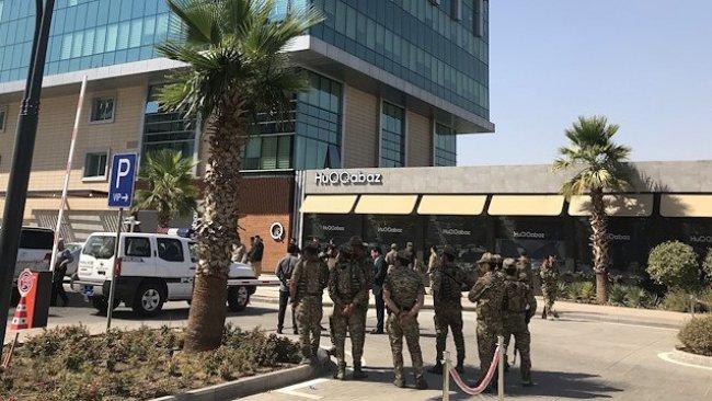 Kürdistan Bölgesi Hükümet Sözcüsü'nden Erbil'deki saldırıya ilişkin açıklama