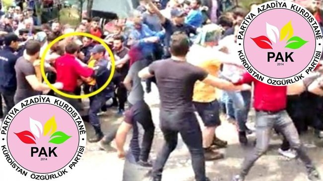 PAK: Trabzon'daki ırkçı saldırıyı lanetliyoruz