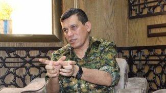 DSG Komutanı Kobani: Fırat'ın doğusu ile Afrin birbirine benzemez