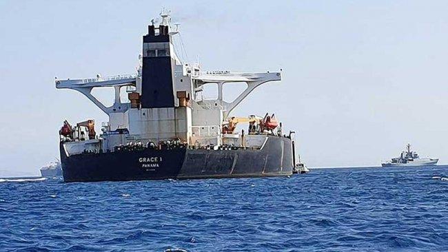 İran resmen duyurdu: İngiltere'nin gemisine el koyduk!