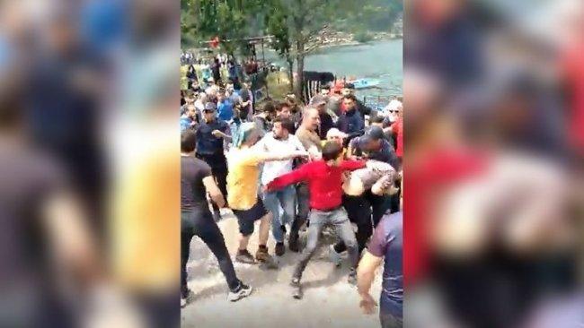 Trabzon'da gözaltına alınan Kürdistan Bölgesi vatandaşları serbest bırakıldı