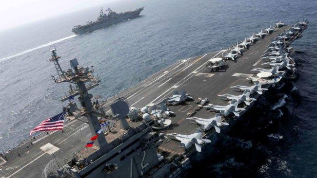 ABD Körfez'de operasyon hazırlığında