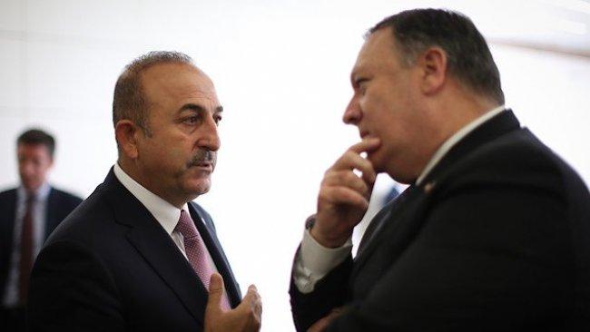 ABD'den Çavuşoğlu-Pompeo görüşmesiyle ilgili açıklama