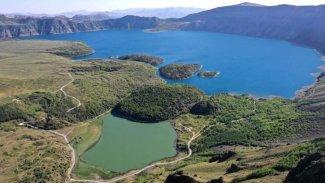 Çalışmalar başlatıldı...Bitlis'teki Nemrut kalderası UNESCO ağına dahil edilecek