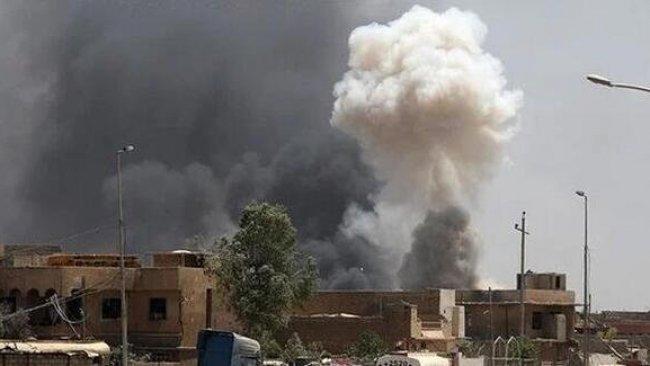 Irak'ta Haşdi Şabi kampına saldırı