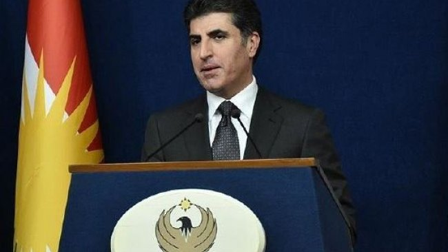 Kürdistan Bölgesi Başkanı'ndan Erbil'deki saldırıya ilişkin açıklama