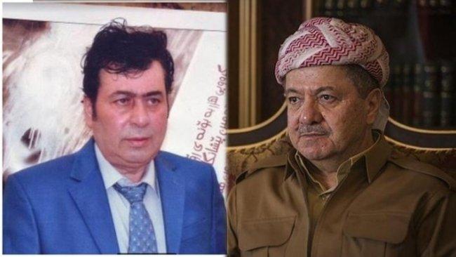 Başkan Barzani'den Kürt yazar için taziye mesajı
