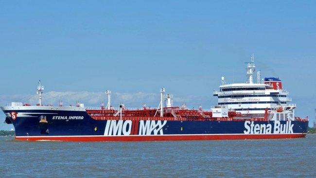 İran'ın İngiliz tankerini alıkoymasından önceki telsiz konuşması ortaya çıktı