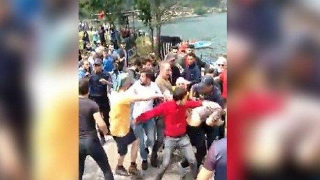 Trabzon'da ırkçı saldırıya inceleme