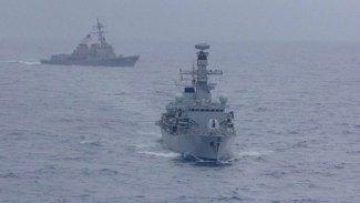 İran: Körfez'deki tüm ABD gemilerini takip ediyoruz