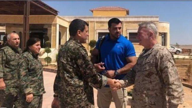 Rojava'daki ABD-DSG görüşmesinde neler konuşuldu?