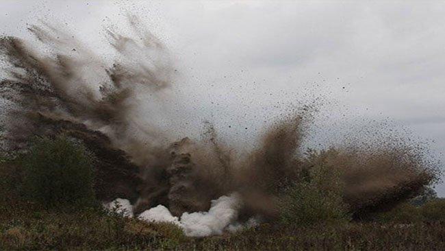 Şemdinli'de patlama: Ölü ve yaralılar var
