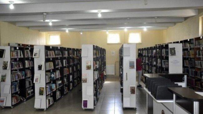Kürdistan'daki cezaevlerine kütüphaneler açılacak